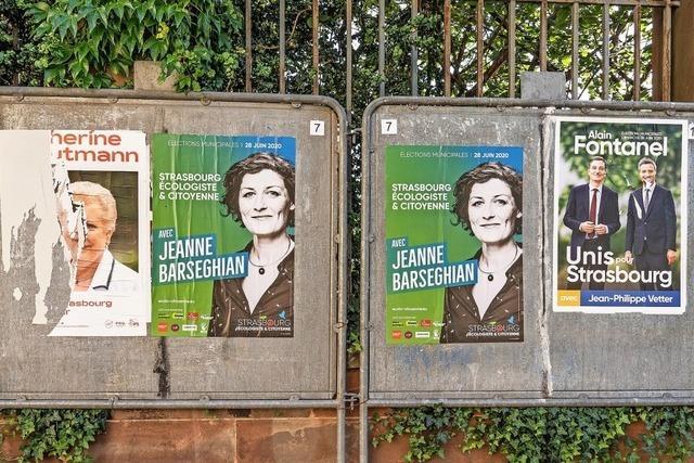 Spannendes Finale in Straßburg