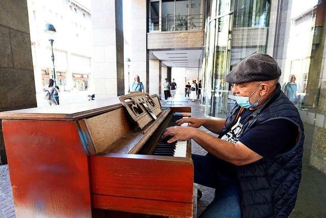 Straßenmusiker in der Freiburger City dürfen länger auftreten