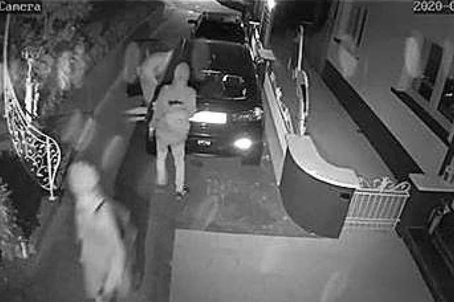Autoknacker treiben in Heiligenzell ihr Unwesen