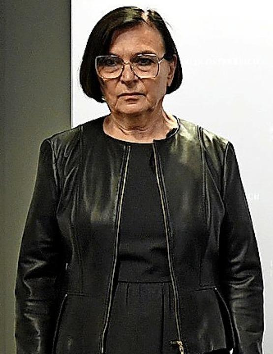 Ilse Huber gab ihr Amt im Ibiza-Untersuchungsausschuss zurück.  | Foto: Roland Schlager (dpa)