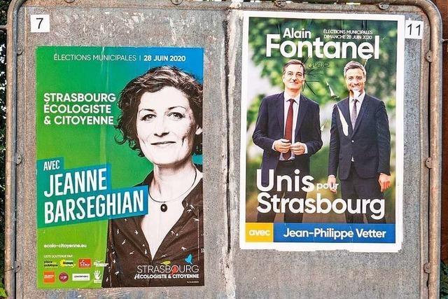 74 elsässische Gemeinden wählen am Sonntag ihre Bürgermeister