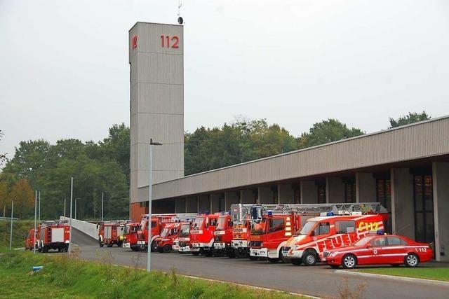 Die Feuerwehr in Weil am Rhein wird immer professioneller