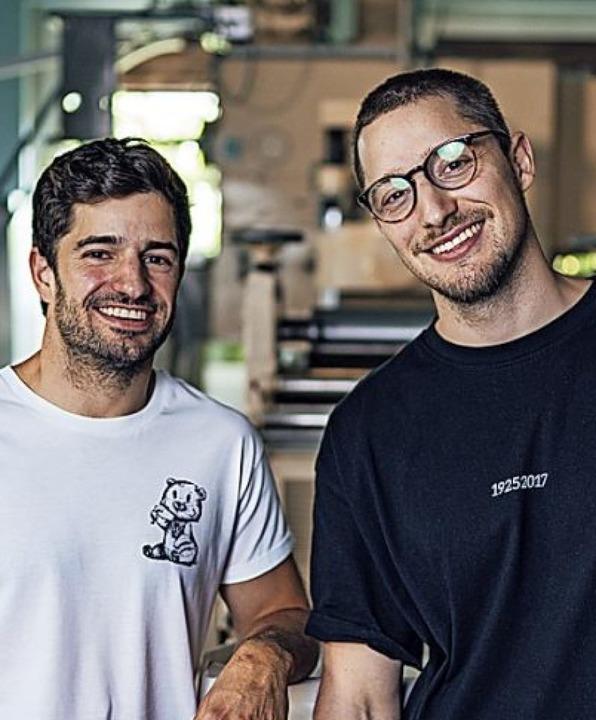 Matthias und Markus Schätzle  | Foto: Fabio Smitka