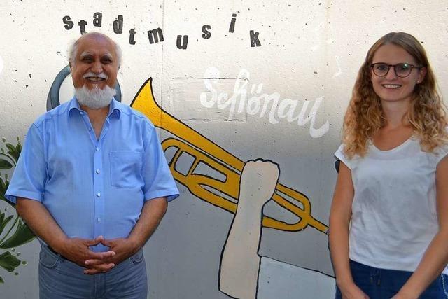 Peter Lastein verlässt nach 27 Jahren die Stadtmusik
