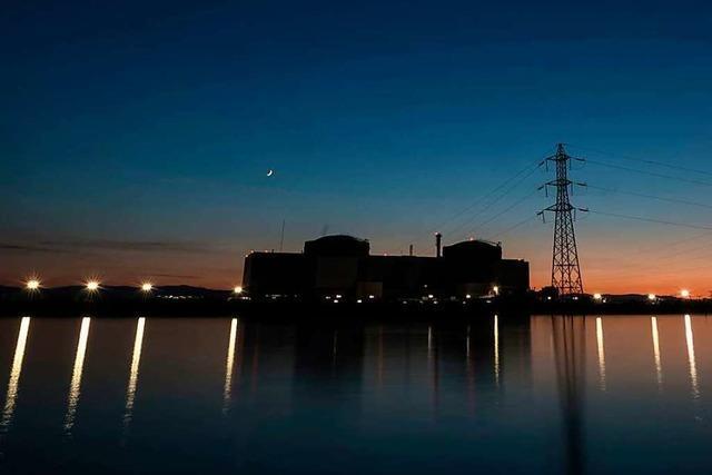 Zwei langjährige Gegner des Atomkraftwerks von beiden Seiten des Rheins erinnern sich