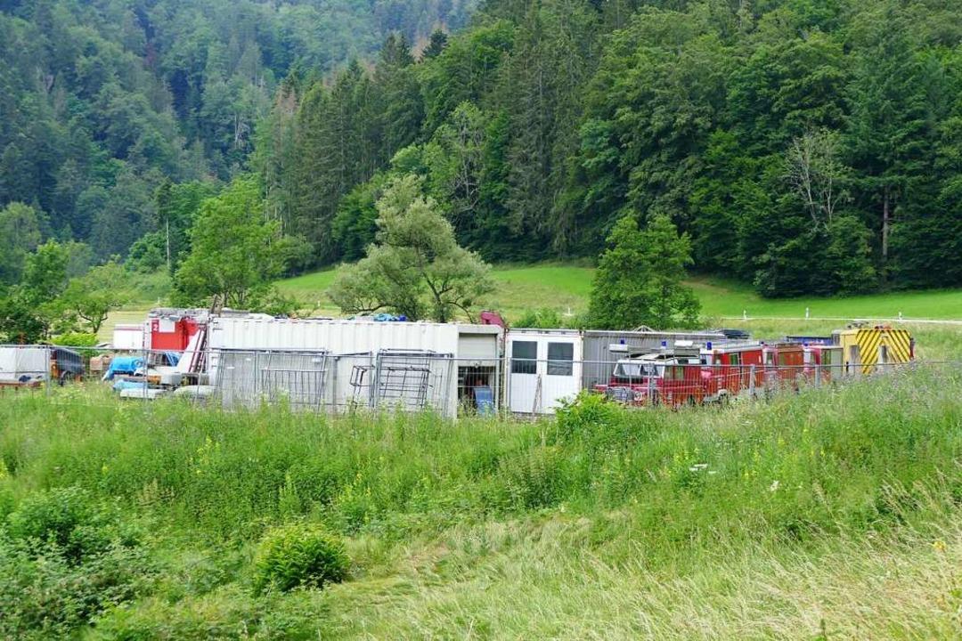 Es gibt Kritik am Zustand des Geländes  | Foto: Sarah Trinler