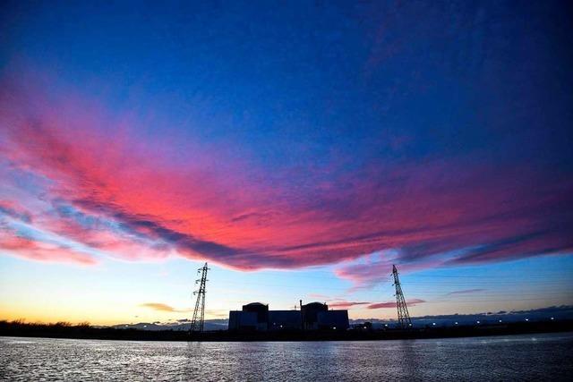 Vor Stilllegung: Reaktor von Akw Fessenheim wieder hochgefahren