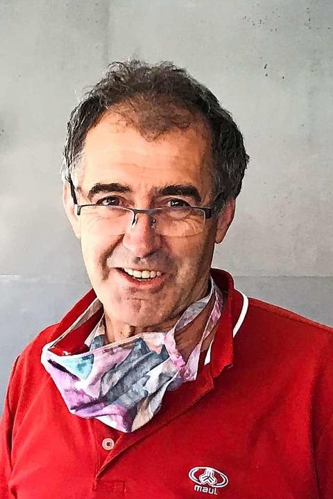 Wilfried Ortlieb, seit 1976 Inhaber un...s Familienbetriebs Camping Münstertal.  | Foto: Bernhard Amelung