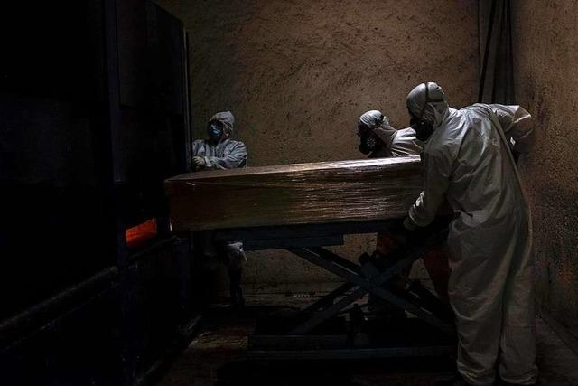 10 Millionen bestätigte Corona-Infektionen und fast 500.000 Tote weltweit