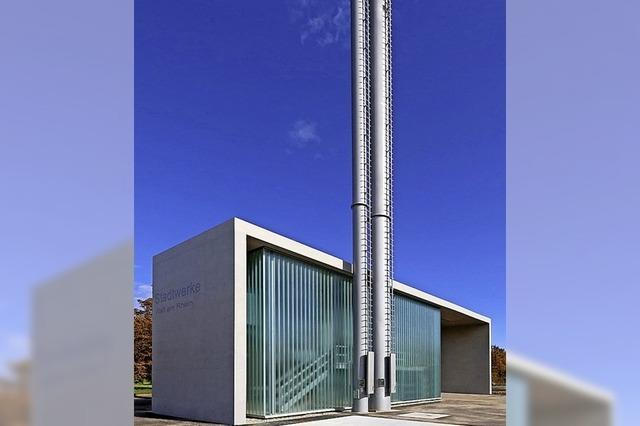 Architekturpreis für die Weiler Heizzentrale
