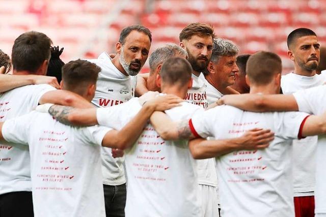 Der VfB Stuttgart kehrt in die erste Bundesliga zurück