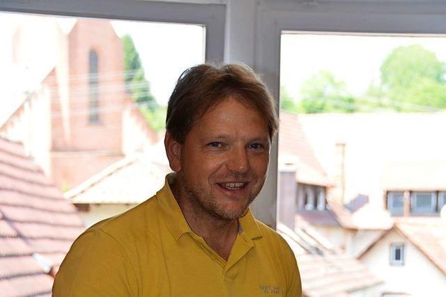 Grundschulrektor Oliver Bensch verlässt die Grundschule Sulz