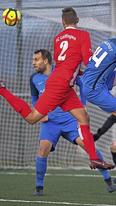 Wieder auf Tuchfühlung trainieren dürfen die Amateur-Fußballer.  | Foto: Wolfgang Scheu