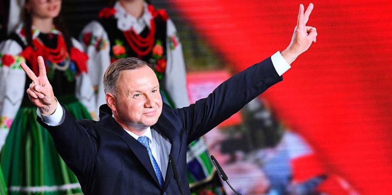 Andrzej Duda  | Foto: Radek Pietruszka (dpa)