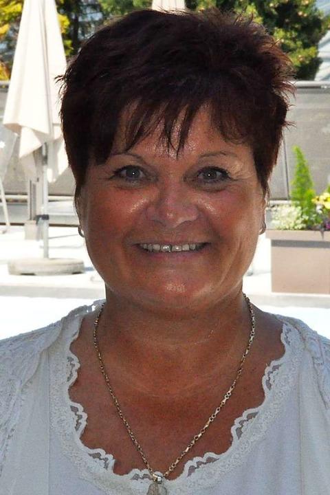 Doris Räuber, Leiterin der Cassiopeia-Therme  | Foto: Ralf Strittmatter