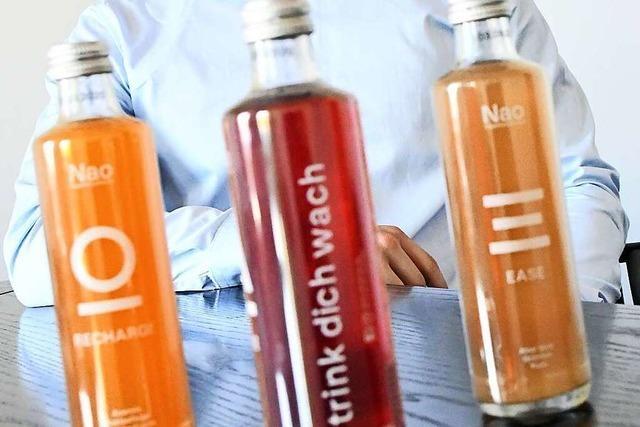 Lörracher Start-Up-Unternehmen Nao Drinks kämpft ums wirtschaftliche Überleben