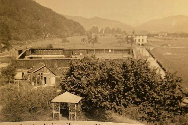 Die Geschichte des Schopfheimer Freibads führt bis ins Jahr 1846 zurück