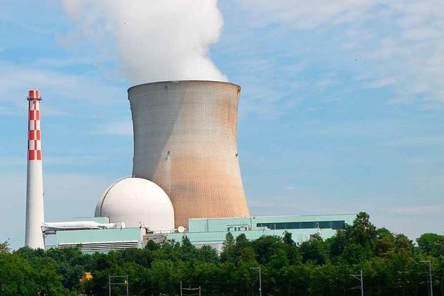 Atomkraftwerk Leibstadt geht für sechs Wochen vom Netz