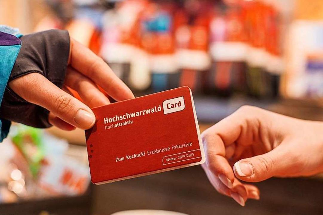 Der Anteil der Kunden mit Hochschwarzw... (Wintersaison 2019/2020) angestiegen.  | Foto: HTG