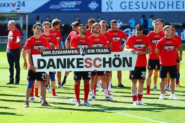 Der SC Freiburg ist für die Zukunft gut vorbereitet