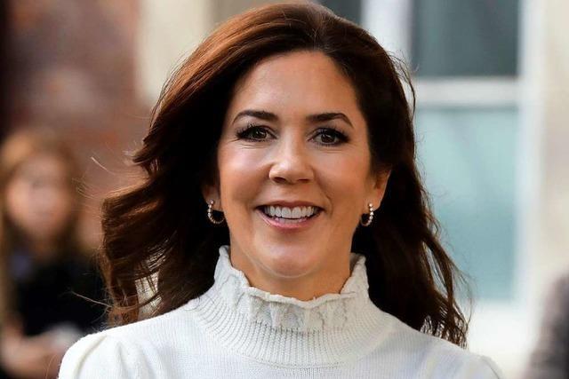 Dänische Kronprinzessin Mary zur WWF-Präsidentin ernannt
