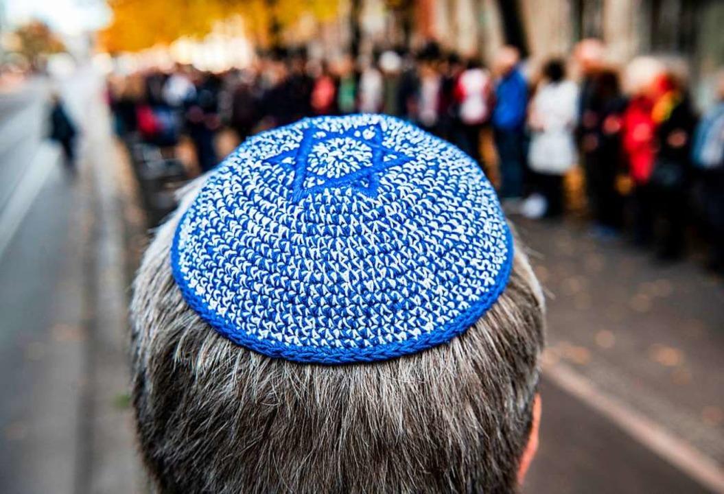 Michael Blume, Landesbeauftragte gegen...antisemitische Tendenzen (Symbolbild).  | Foto: Paul Zinken