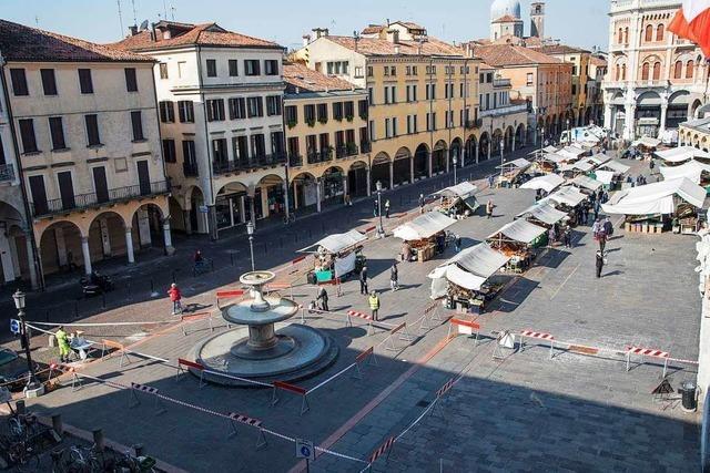 Im September führt eine Bürgerreise für fünf Tage nach Padua