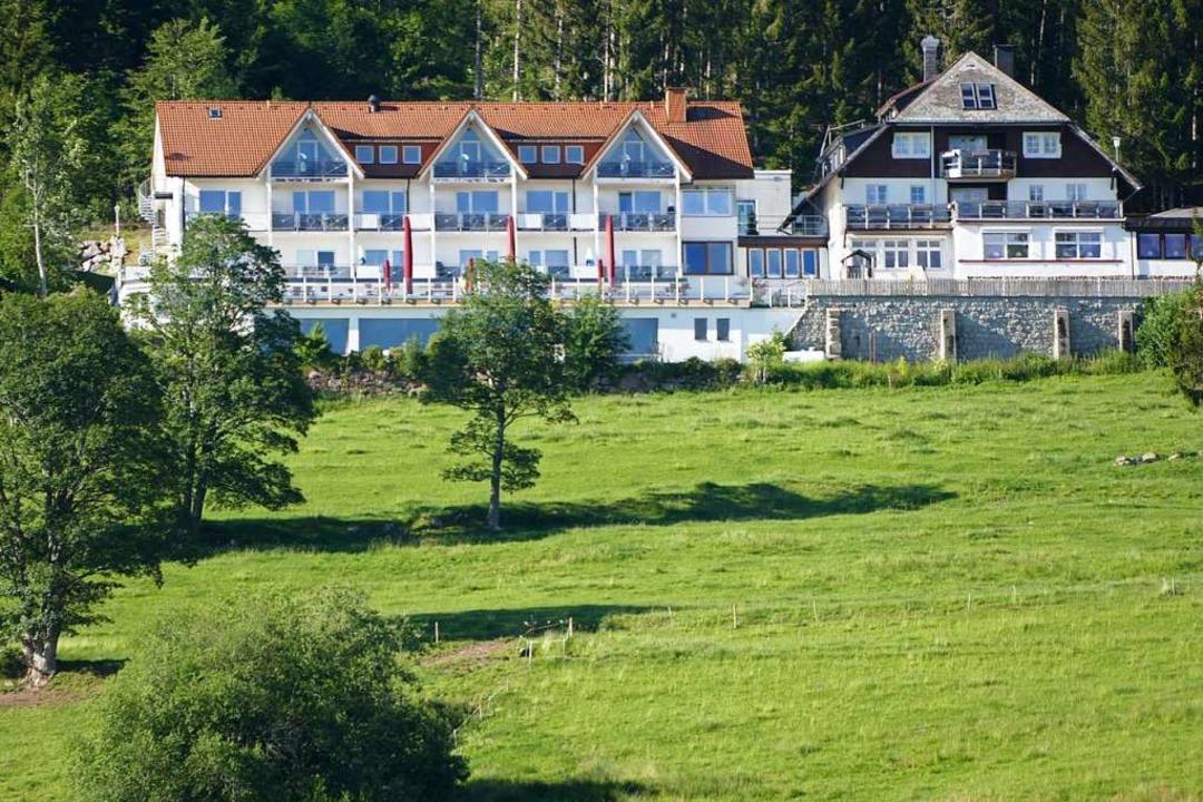 Das Sporthotel Sonnhalde in Saig möcht.... Die Stiftung gibt es seit 25 Jahren.  | Foto: Ralf Morys