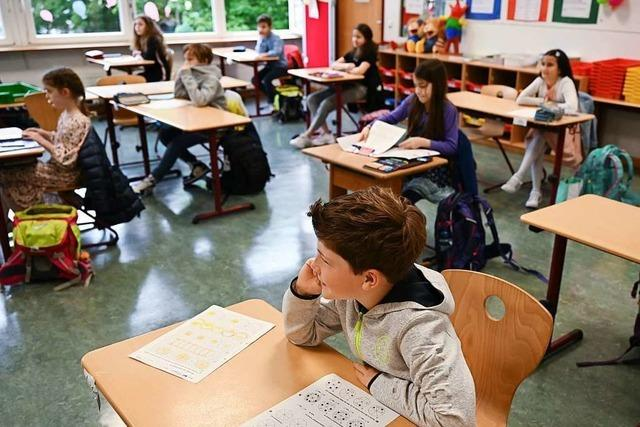 Corona-Fälle an Schulen in Baden-Württemberg verunsichern Lehrer