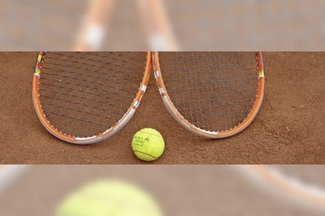 Hoffen auf Tennissenioren-Weltklasse