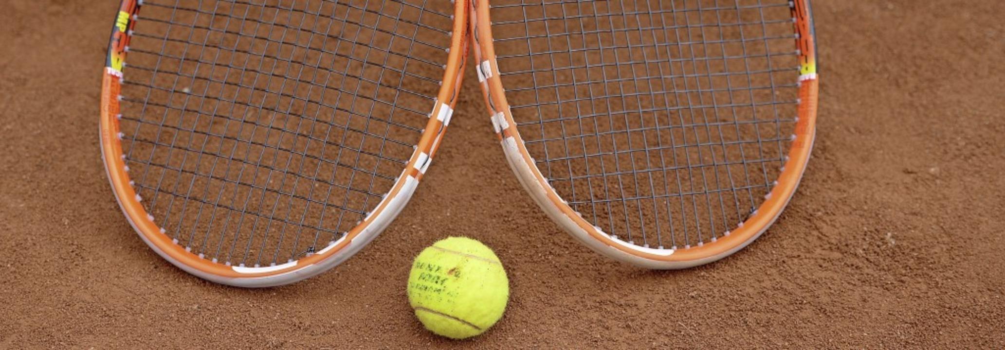 Auf Sand gesetzt: Die Tennis-Saison im...ms haben ihre Meldungen zurückgezogen.  | Foto: Patrick Seeger