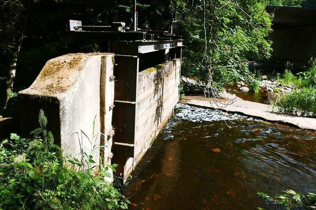 Amt will 140 Jahre altes Wasserrecht kassieren – Aus für Kraftwerk