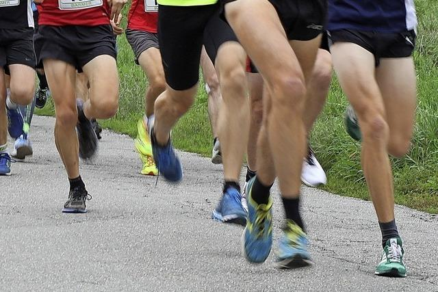 Trostpflaster für Läufer