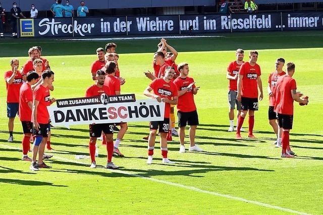 Das war die turbulente Saison Covid-19/20 des SC Freiburg