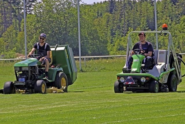 Aktivitäten laufen beim VfB wieder an
