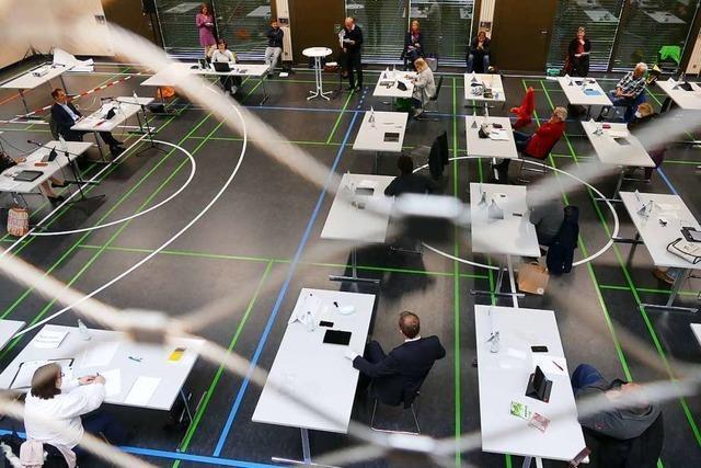 Der Lörracher Stadtrat Bernhard Escher fühlt sich benachteiligt