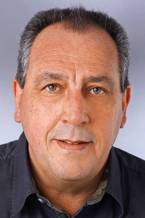 Bernhard Escher vertritt die CDU im Gemeinderat.    Foto: Privat