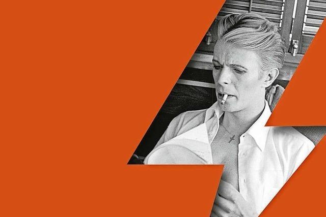 Die 100 Bücher, die David Bowie geprägt haben