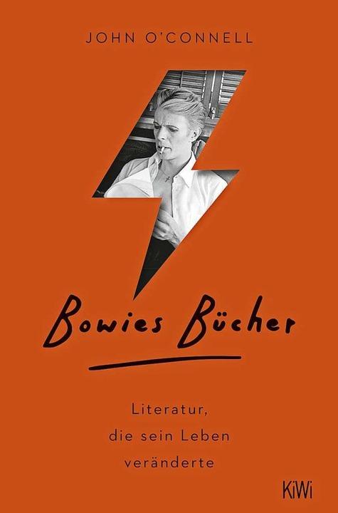 John O'Connell geht der Frage na...nformationen zu Bowies Leben und Werk.  | Foto: KiWi Verlag