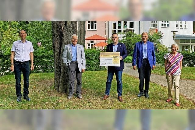 20000 Euro für krebskranke Kinder