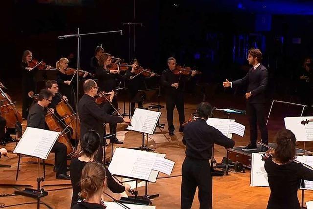 Corona zum Trotz: Das SWR-Symphonieorchester produziert wieder