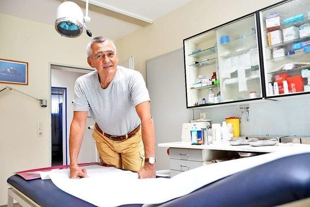 Kanderner Arzt schließt nach 30 Jahren seine Praxis