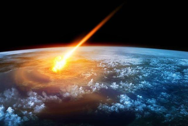 Der internationale Asteroiden-Tag erinnert an die Bomben aus dem All