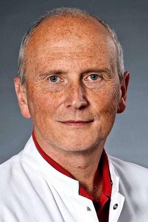 Michael Koob ist Leitender Oberarzt de...tionsbeauftragter am Ortenau Klinikum.  | Foto: Ortenau Klinikum