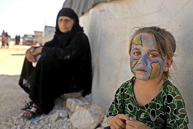 9,3 Millionen Syrer müssen hungern
