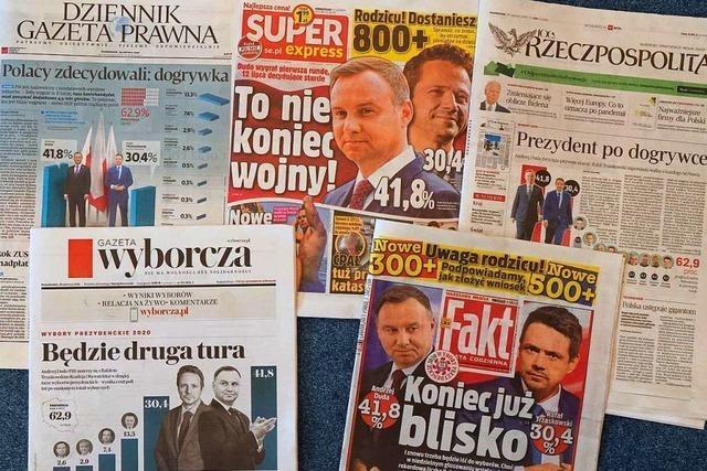 Nationalismus oder Weltoffenheit – Polen hat die Wahl