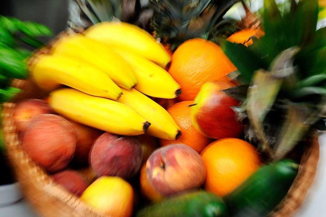 Wie fair waren die Produktionsbedingungen bei diesem Obstkorb?  | Foto: Marius Becker