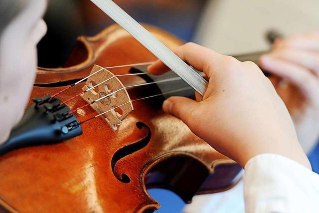Musikschule muss auf ihr Fest dieses Jahr verzichten