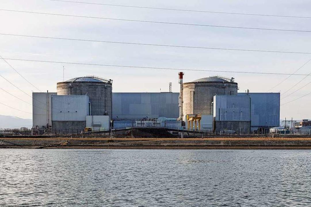 Es ist aus: Das Atomkraftwerk Fessenheim ist abgeschaltet – endgültig.  | Foto: Jean-François Badias (dpa)