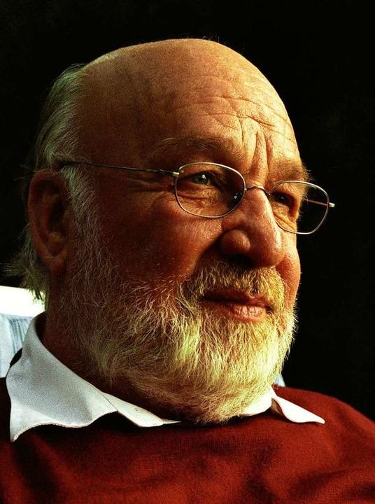 Ingo Stengler wird 80 Jahre alt.    Foto: privat